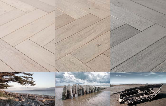 Nieuws Alma parket houten vloeren oud houd driftwood