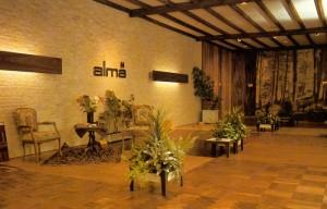 ALMA PARKET VLOEREN BREDA historie 1970 showroom