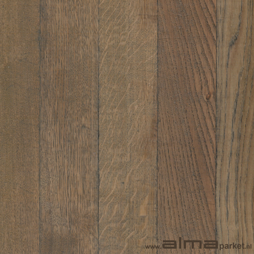 Hout 14600 houtsoort eiken plank planken tapis multiplank duoplank lamel kleur wit gerookt grijs - Kleur plank ...