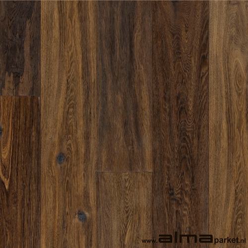 Hout 18900 houtsoort eiken plank planken tapis multiplank duoplank lamel kleur rood gerookt - Kleur plank ...