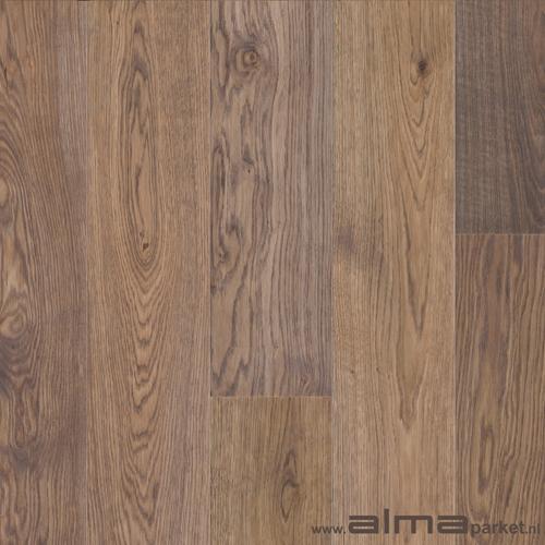 Hout 19700 houtsoort eiken plank planken tapis multiplank duoplank lamel kleur rood gerookt - Kleur plank ...