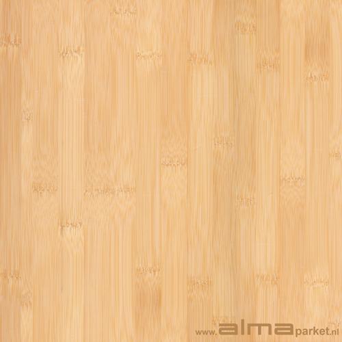 Houtsoort bamboe naturel alma parket - Kleur plank ...