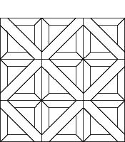 Piet boon mosaic
