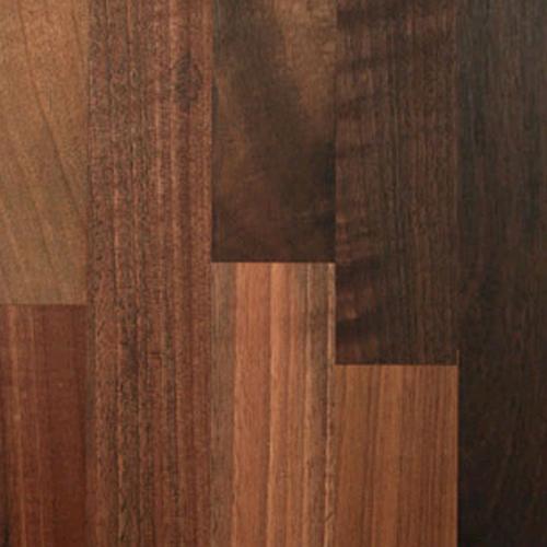 Walnoot hout houtsoort plank planken tapis multiplank duoplank patroon lamel kleur wit olie lak - Kleur plank ...