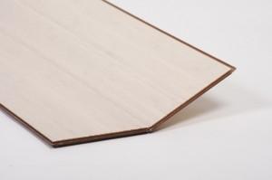 Bamboe Alma Parket vloeren Top bamboe MOSO wit parket houten vloer