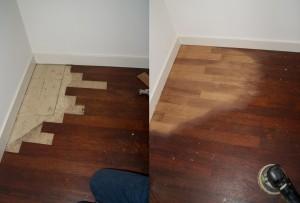 Aanheling op uw bestaande houten vloer alma parket