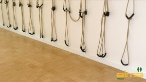 houtsoort BAMBOE hoogkant olie yoga studio ALMA PARKET VLOEREN BREDA