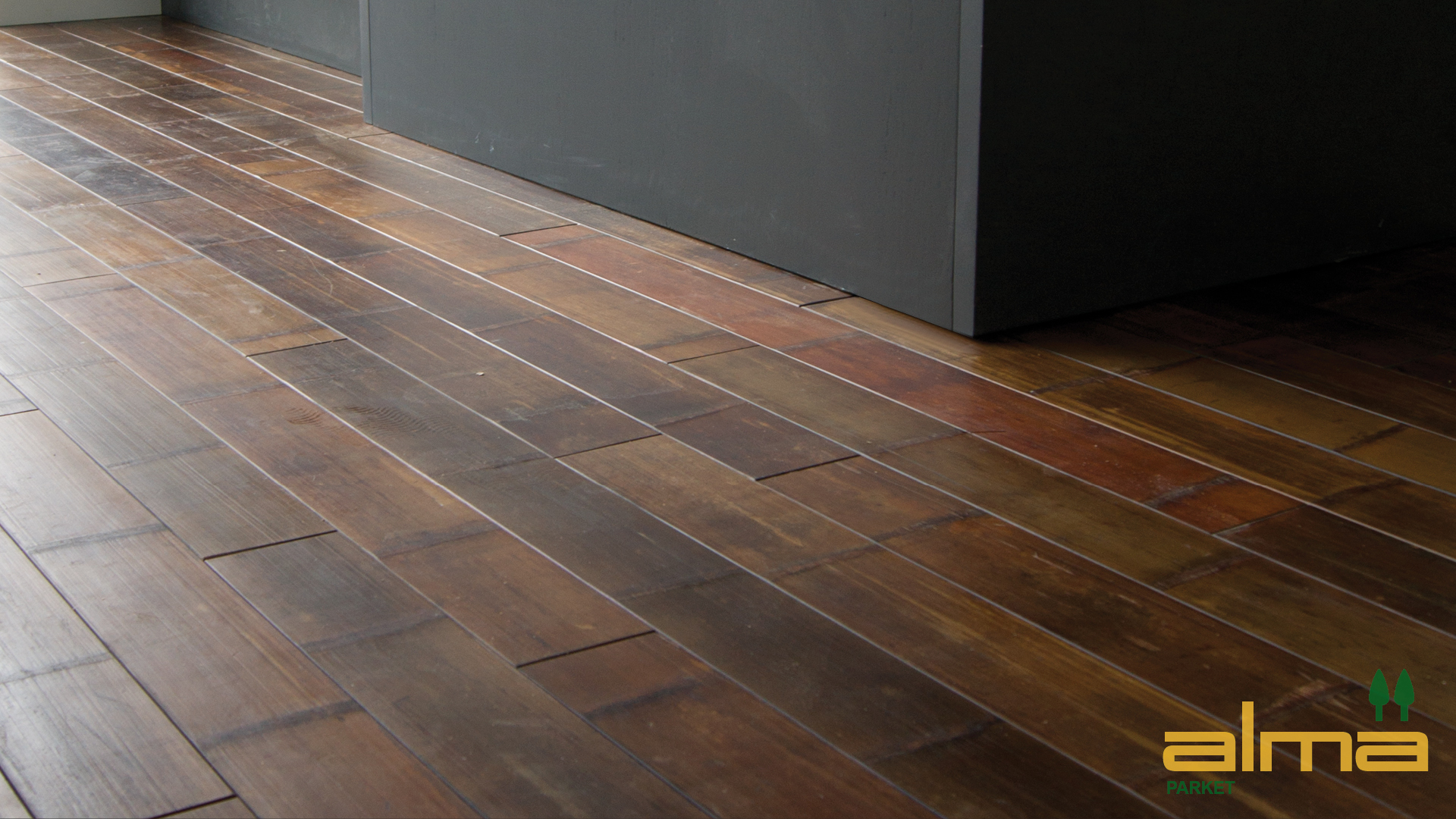 Houten Vloeren Breda : Houtsoort bamboe forest stroken alma parket houten vloeren