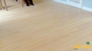 houtsoort MAPLE planken stroken visgraat tapis bourgogne multiplank 3 strooks lamel was lak olie ALMA PARKET VLOEREN