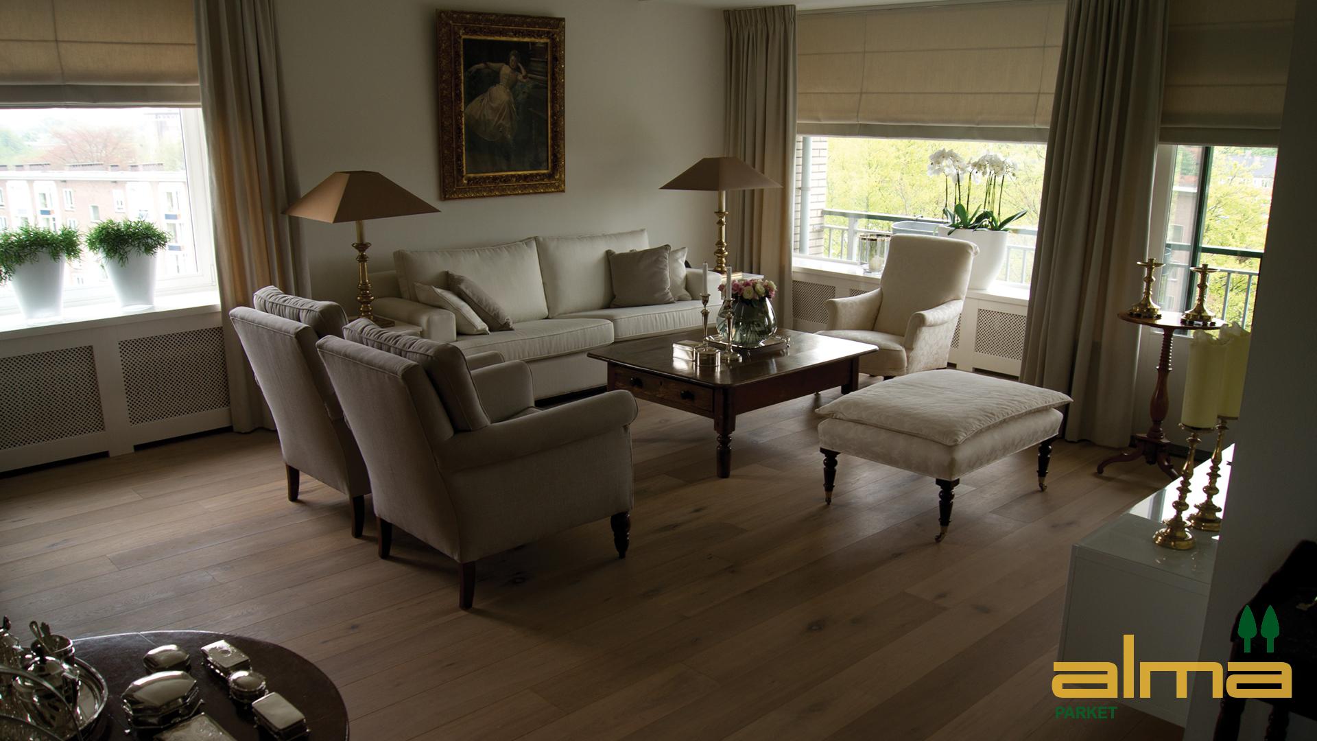 planken oosterhout eiken rustiek natuur multiplank wit tapis