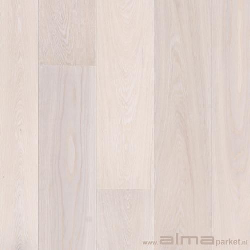 HOUT 10600 houtsoort EIKEN plank planken tapis multiplank duoplank lamel kleur wit grijs olie lak ALMA PARKET VLOEREN BREDA