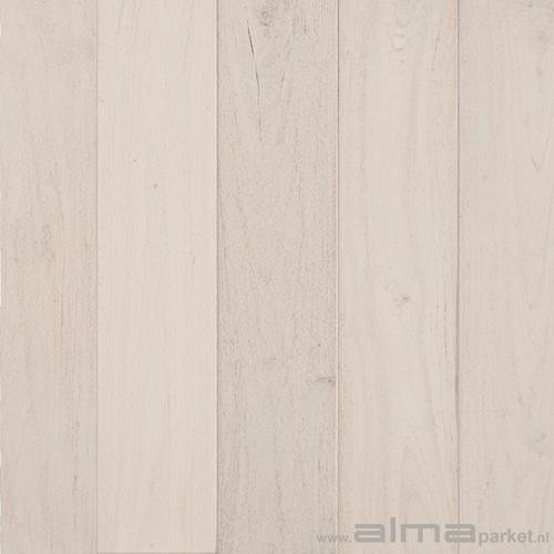 Hout 10750 houtsoort eiken plank planken tapis multiplank duoplank lamel kleur wit grijs olie - Kleur plank ...