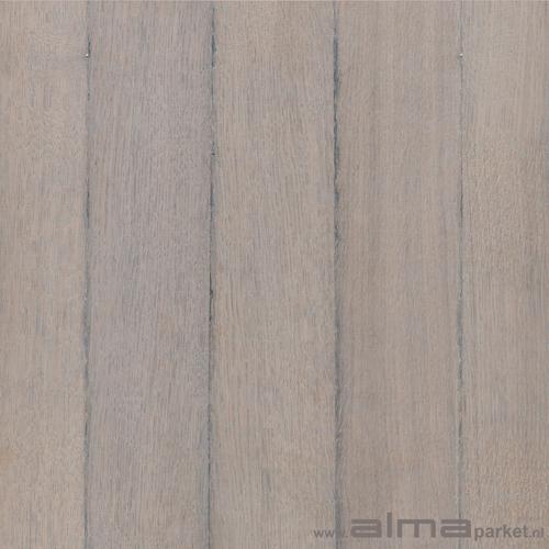 HOUT 11100 houtsoort EIKEN plank planken tapis multiplank duoplank lamel kleur wit grijs olie lak ALMA PARKET VLOEREN BREDA