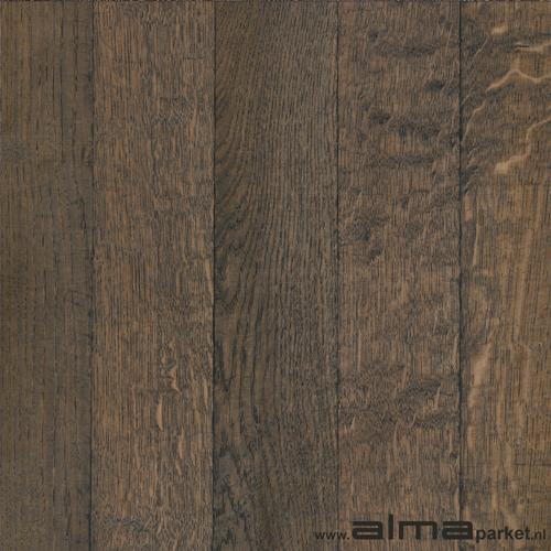 HOUT 14100 houtsoort EIKEN plank planken tapis multiplank duoplank lamel kleur wit grijs zwart olie lak ALMA PARKET VLOEREN BREDA