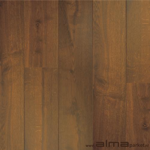 HOUT 19050 houtsoort EIKEN plank planken tapis multiplank duoplank lamel kleur rood gerookt bruin olie lak naturel ALMA PARKET VLOEREN BREDA