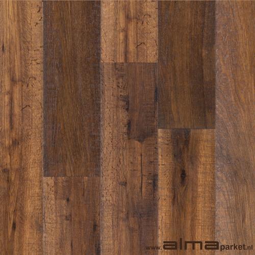 HOUT 19150 houtsoort EIKEN plank planken tapis multiplank duoplank lamel kleur rood gerookt bruin olie lak naturel ALMA PARKET VLOEREN BREDA