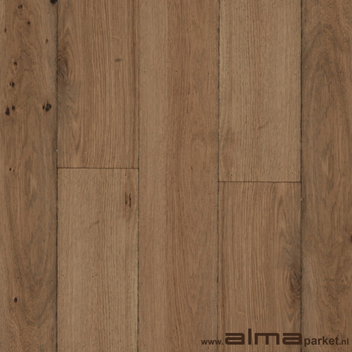 HOUT 19300 houtsoort EIKEN plank planken tapis multiplank duoplank lamel kleur rood gerookt bruin olie lak naturel ALMA PARKET VLOEREN BREDA