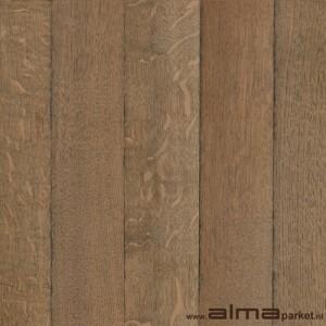 HOUT 19350 houtsoort EIKEN plank planken tapis multiplank duoplank lamel kleur rood gerookt bruin olie lak naturel ALMA PARKET VLOEREN BREDA