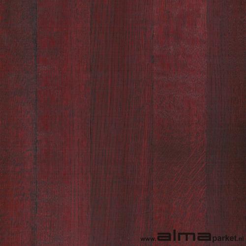 HOUT 19800 houtsoort EIKEN plank planken tapis multiplank duoplank lamel kleur rood gerookt bruin olie lak naturel ALMA PARKET VLOEREN BREDA