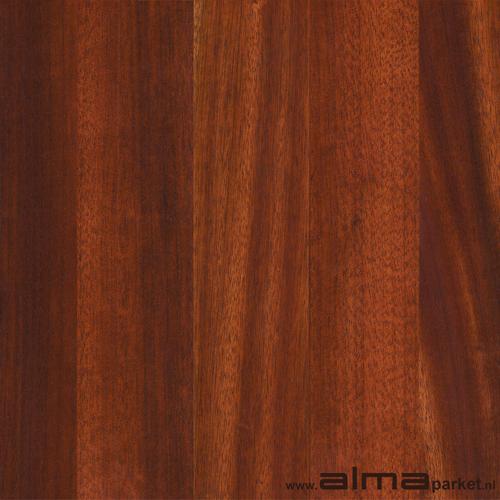 Mahonie HOUT houtsoort plank planken tapis multiplank duoplank  patroon lamel kleur wit olie lak was ALMA PARKET VLOEREN BREDA