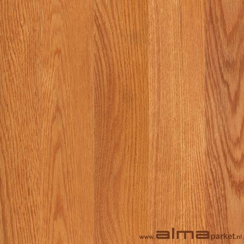 Rood amerikaans eiken HOUT houtsoort plank planken tapis multiplank duoplank  patroon lamel kleur wit olie lak was ALMA PARKET VLOEREN BRE