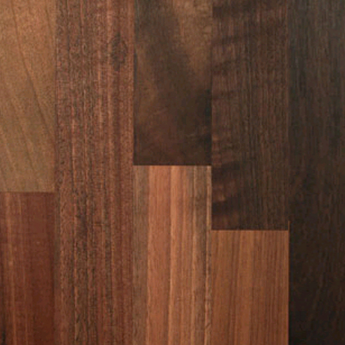 Walnoot HOUT houtsoort plank planken tapis multiplank duoplank patroon lamel kleur wit olie lak was ALMA PARKET VLOEREN BREDA