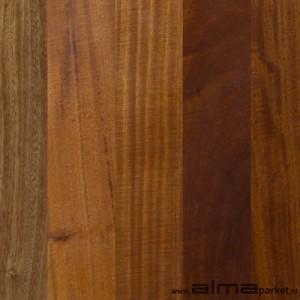 Ybraro HOUT houtsoort plank planken tapis multiplank duoplank patroon lamel kleur wit olie lak was ALMA PARKET VLOEREN BREDA