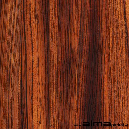 Zebrano HOUT houtsoort plank planken tapis multiplank duoplank  patroon lamel kleur wit olie lak was ALMA PARKET VLOEREN BREDA