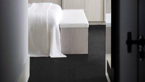 Piet Boon coal visgraat enkelverband herringbone patroon vloer