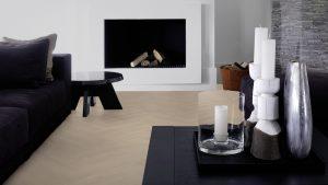 Piet Boon pebble visgraat herringbone patroon vloer
