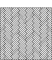 Piet boon parket vloeren dubbele visgraat double herringbone patroon vloer 2