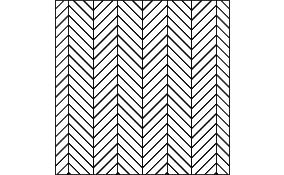 Piet boon parket vloeren hongaarse punt patroon vloer